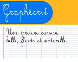 Écriture cursivegratuite - Police d'écriture Graphécrit